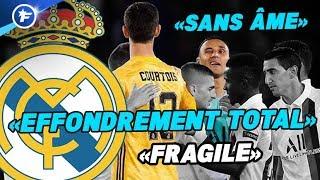 Le Real Madrid prend cher en Espagne après la déroute à Paris | Revue de presse