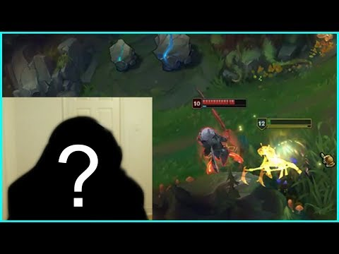 NA Rank 1 Player TFBlade Finally Reveals His Face - Best of LoL Streams #284
