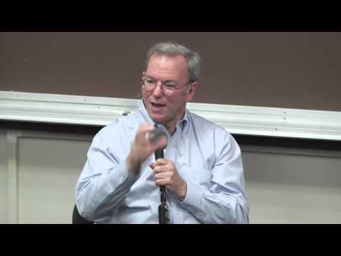 Blitzscaling 08: Eric Schmidt on Structuring Teams and Scali