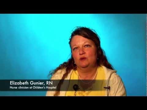 Elizabeth Gunier is tobacco-free