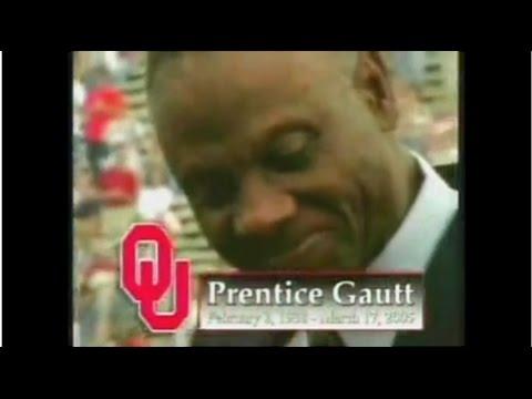 Prentice Gautt (Oklahoma University) - YouTube