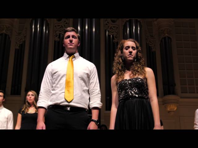 Say Something (A Great Big World) - Vital Signs A Cappella - Spring '14