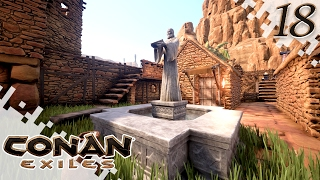 CONAN EXILES - New Update! - EP18 (Gameplay)
