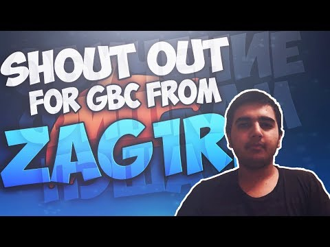 Special Shout Out from ZAG1R for Global Beatbox Community | GBC