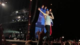 Imagine Dragons - It's Time Colours of Ostrava 2017 Live