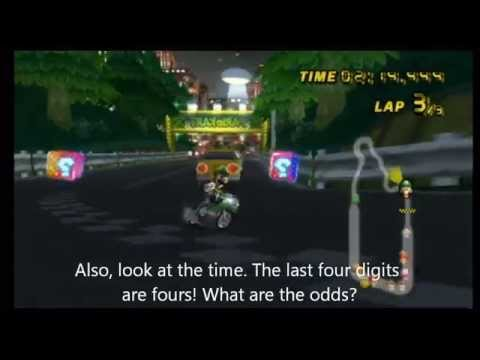 Farewell Mario Kart Wii Wi-Fi - A Win/ Fail Montage of my Final Races
