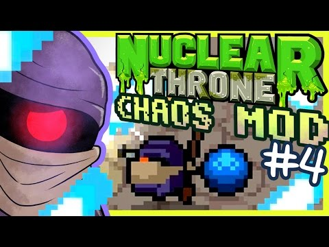 IDPD SUPPOSITORY (Nuclear Throne Chaos Mod 4.1) [#4] - Kakujo