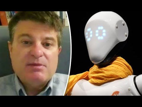 KILLER robots Artificial intelligence 'will be used to do EVIL THINGS' w arns expert