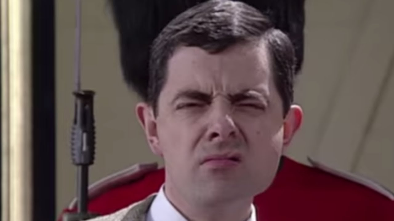 Guard picture official mr bean youtube guard picture official mr bean solutioingenieria Images