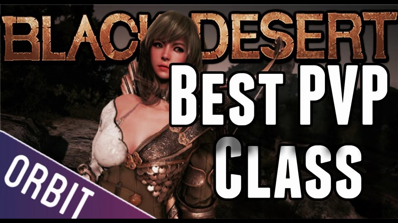 Best class for a someone bad at PVP that wants to PVP ...