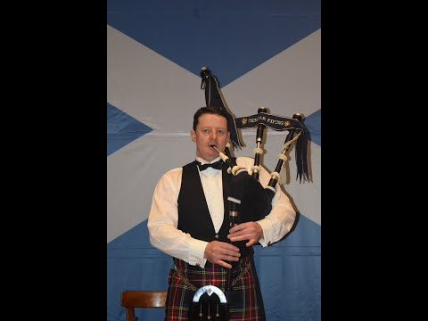 Beautiful Wedding tune? Angels from the Ashes on bagpipes and backing track