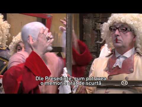 Leonce şi Lena, regia Tompa Gábor
