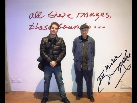 Jonas Mekas, All these images, All these sounds, Brescia, Italy, December 12, 2015