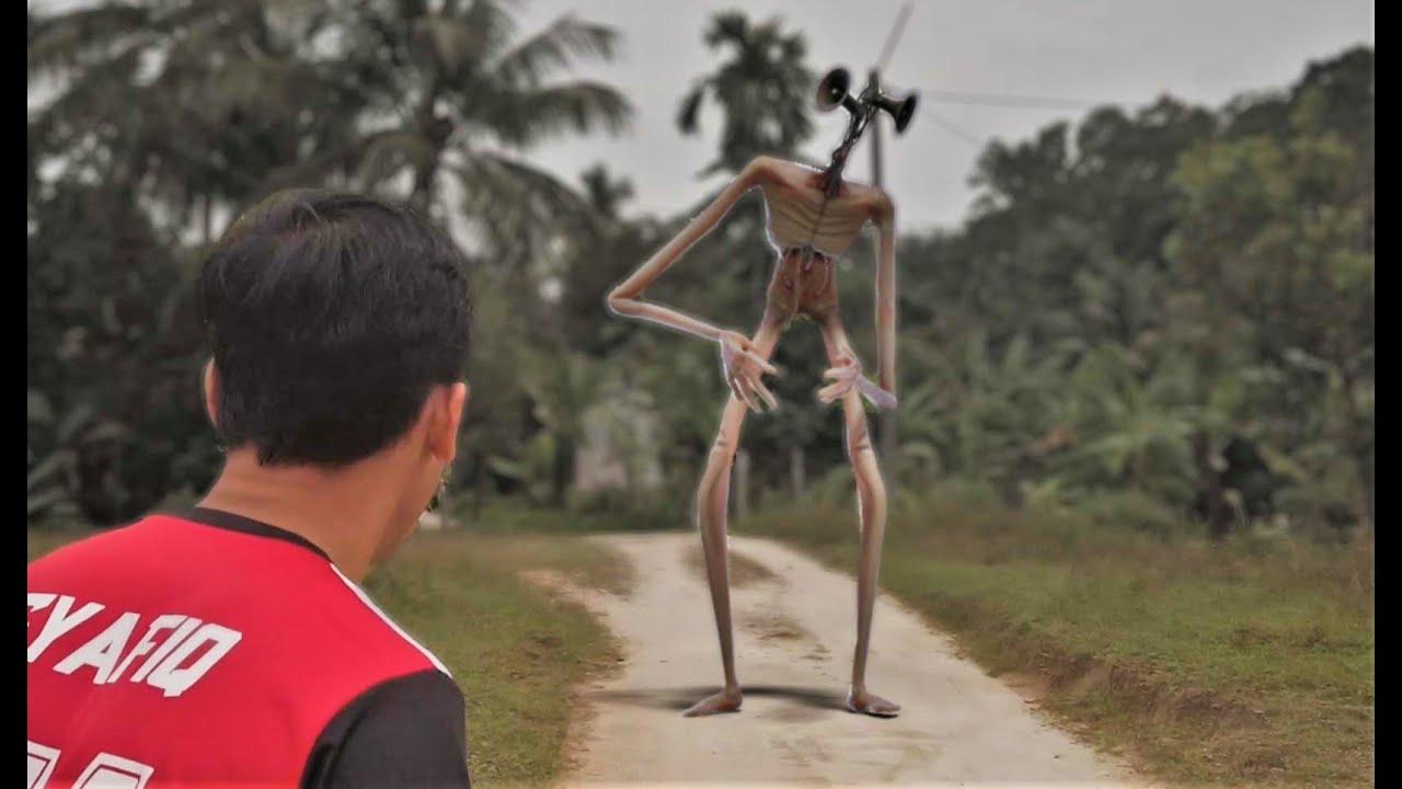 Download Siren Head in Real Life Horror