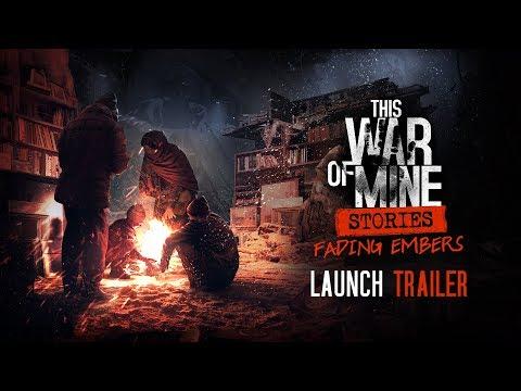 Вышло дополнение Fading Embers для This War of Mine
