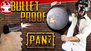 Making the Bulletproof Frying Pan from PUBG!