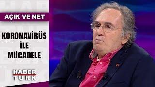 Koronaya karşı etkili besinler ne? Prof.Dr. İbrahim Saraçoğlu anlatıyor | Açık ve Net - 17 Mart 2020