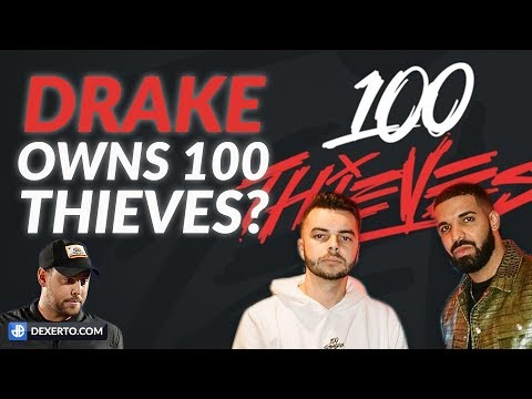 How Drake became a 100 Thieves co-owner Mp3