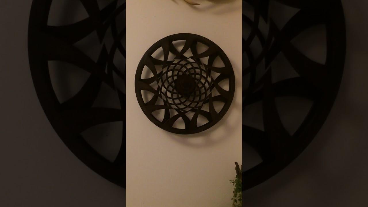Оригинальная кинетическая скульптура: купить в Lago-Verde.ru - YouTube