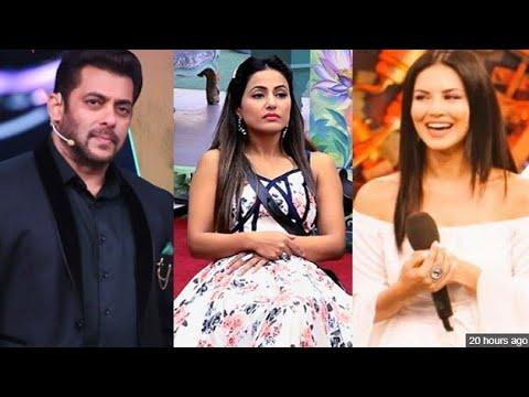 After Gauahar Khan Hina Khan Demeans Salman Sunny Leone Youtube