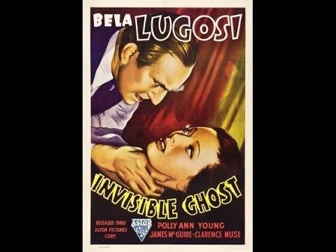 Invisible Ghosts (1941) - B Movie Classics - Bela Lugosi