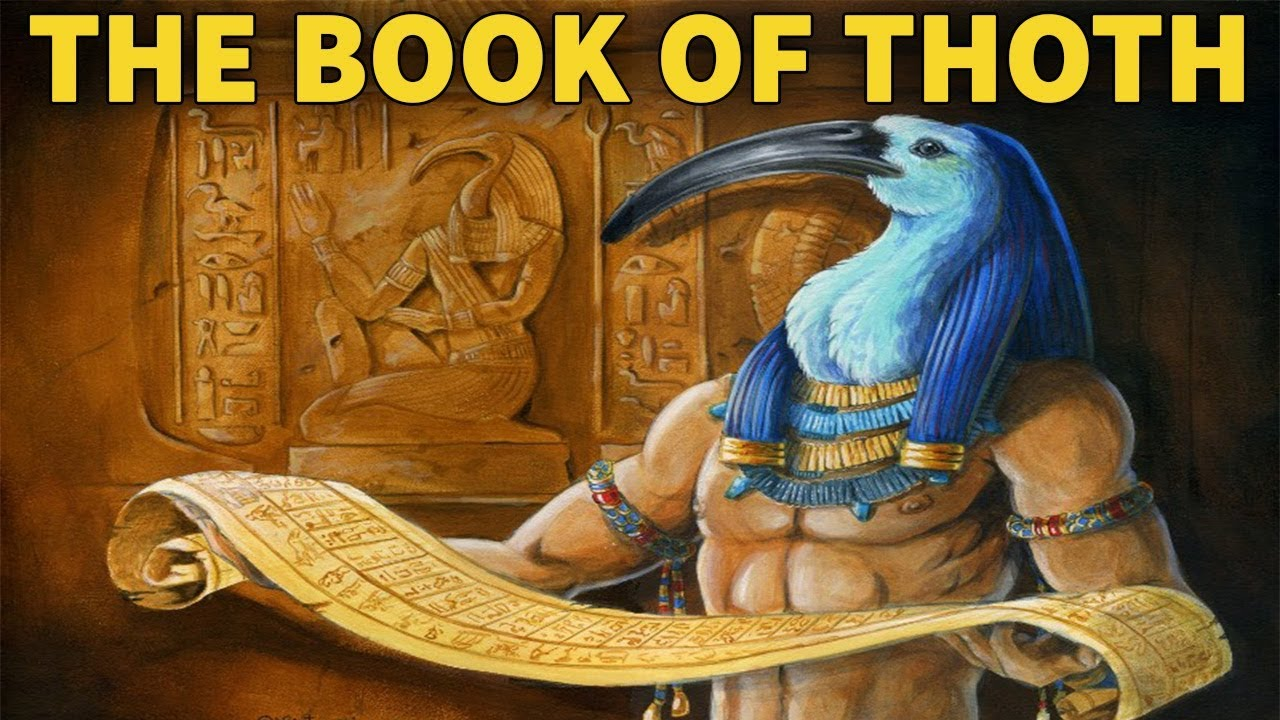The Ancient Egyptian Book Of Thoth Offers Supernatural Abilities
