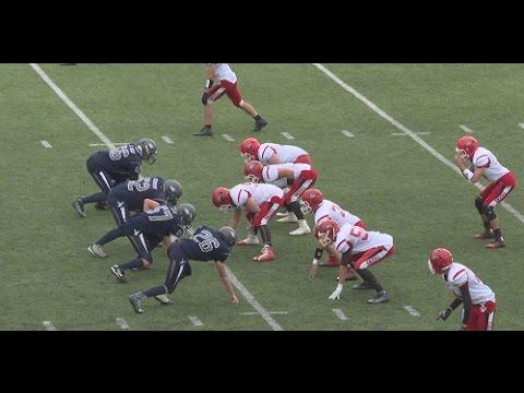 2016 High School Football - Duchesne vs. Milford (State Semi Finals Game)