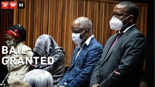 Four suspects linked to a R1.2 billion Gauteng Department of Health tender appeared in the Palm Ridge Magistrates Court on Thursday on fraud and corruption charges.