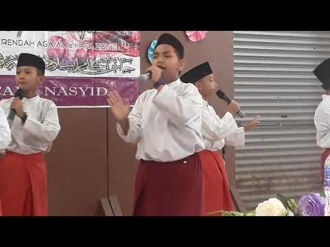 Naib Johan Zon 2 SRA Salahuddin Al-Ayyubi Kuala Lumpur 2019