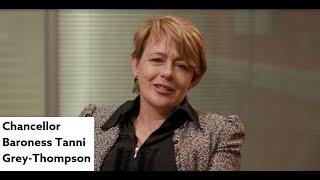 Chancellor Baroness Tanni Grey-Thompson celebrates Northumbria University's many successes thumbnail