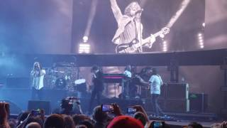 Incubus feat Matt from Cage The Elephant
