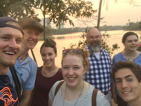 Myanmar Trip 2017 First Day 2