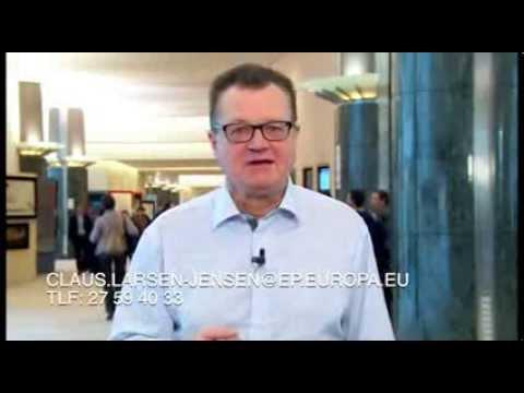 Claus LarsenJensen: Brug Bornholms Stemme i EU