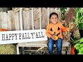 Our Annual Trip to the Pumpkin Patch