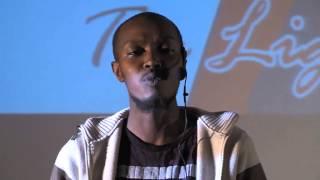 Rashad at TEDxYouth@Khartoum