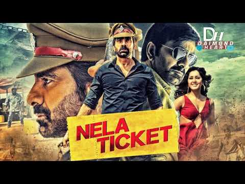 Nela Ticket| Ravi Teja Full Hindi Dubbed Movies