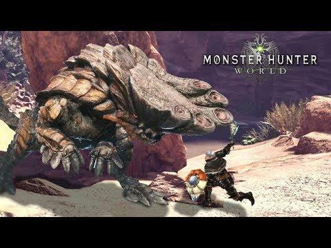 Monster Hunter World - BARROTH é osso duro de roer! thumbnail