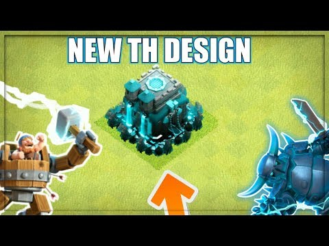 TOWNHALL 12 NEW DESIGN l ELECTRIC THEME l  WHAT IS THE THEME OF TH12? l DID YOU KNOW?