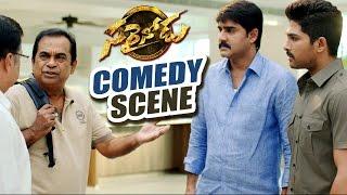 Pulakintha Comedy Scene || Sarrainodu Telugu Movie || Allu Arjun, Rakul Preet, Catherine Tresa