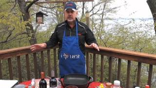 Cooking With Dean Kansas City Style Smoked Pork Ribs
