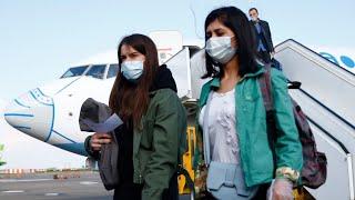 Россиян прибывающих из за границы обязали сдавать тест на коронавирус