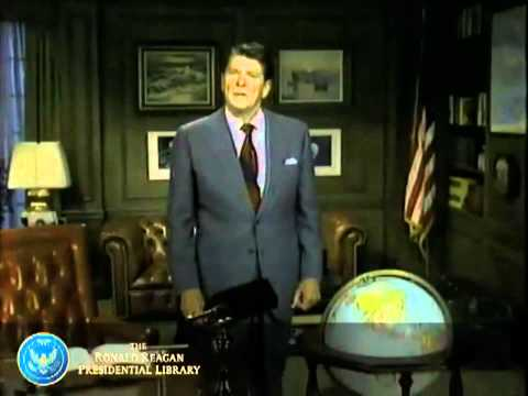 Origins of NAFTA: Ronald Reagan and the North American Union