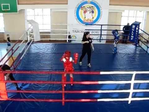 Улан-Удэ Чемпионат и первенство РБ по тайскому боксу Ч.4 01.03.2019 г