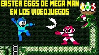 Referencias a Mega Man Ocultas en los Videojuegos - Pepe el Mago
