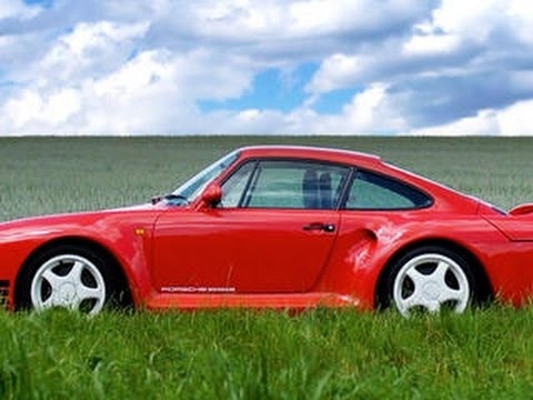 Porsche 959: Another reason why the 80s were awesome