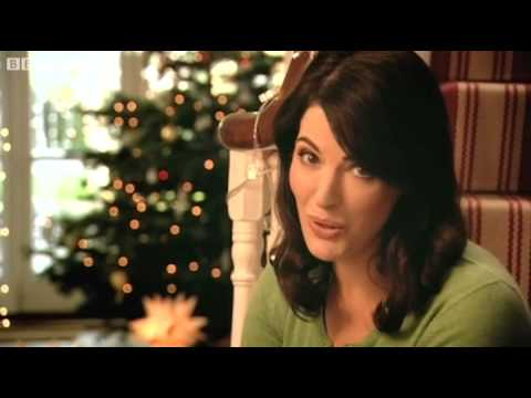 Nigella's Christmas Chocolate Cookies - Nigella's Christmas Kitchen - BBC Two