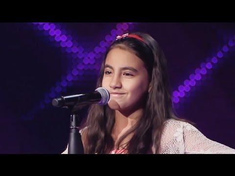 فيديو اغنية لين الحايك المحكمة في برنامج The Voice Kids كاملة HD مشاهدة اون لاين