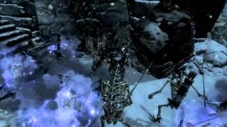 Skyrim Mod - Dramen Skeletons