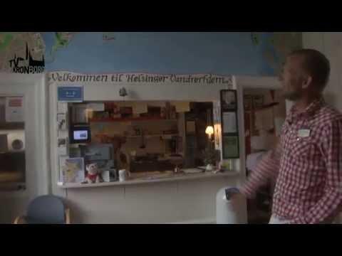 Ud og se med TV SPOT på lokalbanen Helsingør-Hornbæk-Gilleleje - Højstrup Station