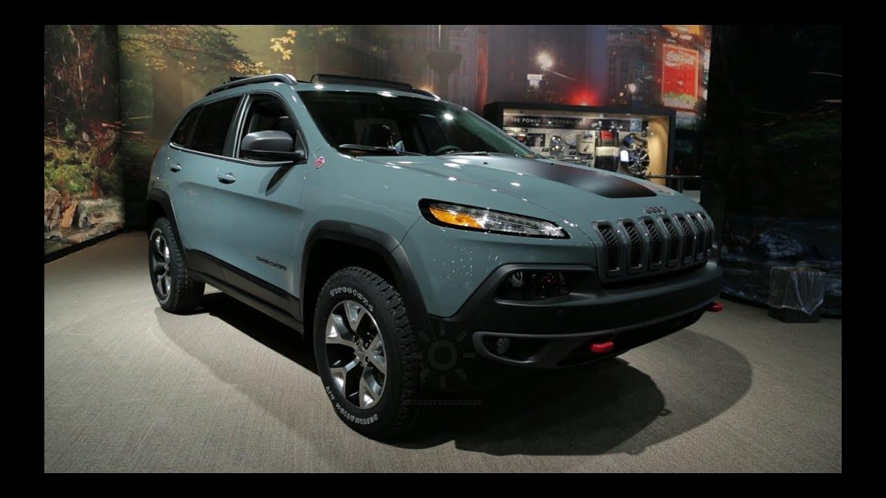 2014 jeep cherokee - 2013 new york auto show - youtube